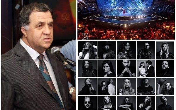 """Festivali i RTSH/ Edmond Zhulali """"irritohet"""" me organizatorët: Shkelën rëndë interesat kombëtare të muzikës shqiptare"""