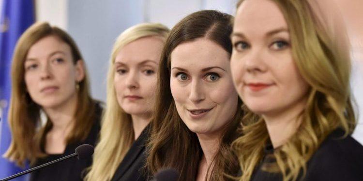 Leksione që vijnë nga Finlanda, ministritë më të rëndësishme drejtohen nga gra