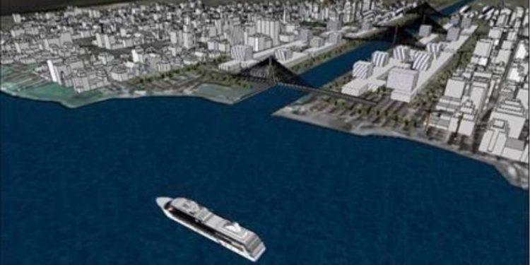 """""""Kanali i Stambollit"""", megaprojekti që do të shmangë ngushticën e Bosforit"""