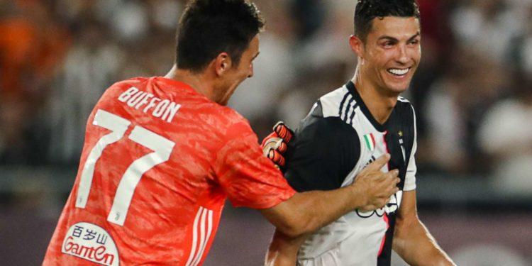 Buffon: Nëse Ronaldo bëhet shembull, Juvja bëhet 100 herë më e fortë!