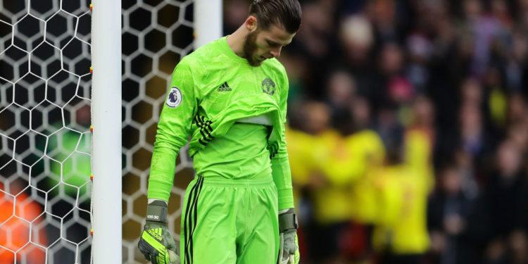 Watford i shkakton një humbje të turpshme United, De Gea gafë qesharake (VIDEO)