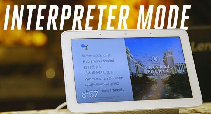 """Google heq pengesat gjuhësore/ Prezanton """"Interpreter Mode"""", e cila përkthen 44 gjuhë në kohë reale"""