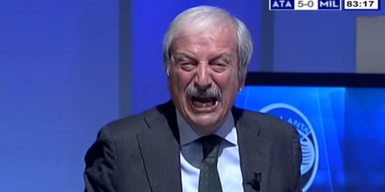 """""""""""T'ju vijë turp!"""", komentatori i njohur shpërthen në lot pas humbjes së Milanit"""