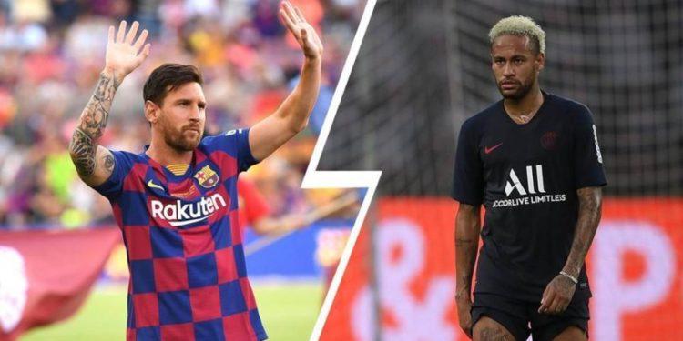 Neymar tregon pse iku nga Barcelona dhe raportin që ka me Leo Messin