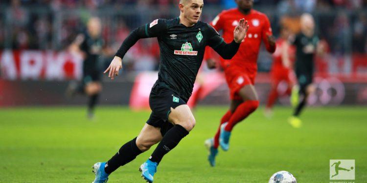 FENOMENAL/ Milot Rashica shënon gol spektakolar ndaj Bayernit (VIDEO)
