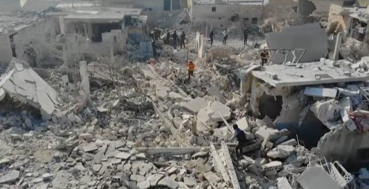 Bombardimet në Siri, shpërngulen 18.000 njerëz