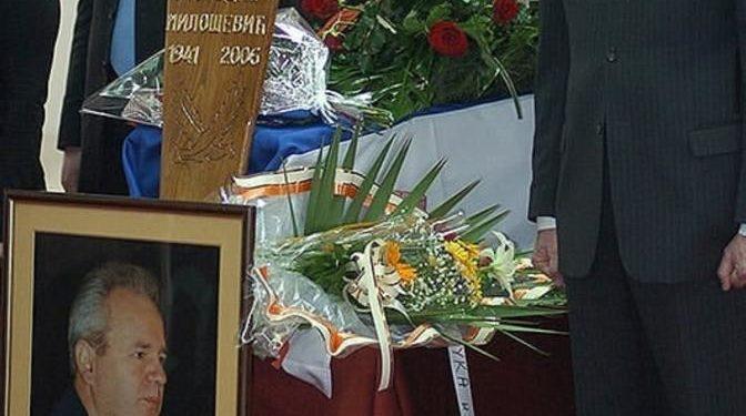 Kur Vuçiç qante për diktatorin Millosheviç