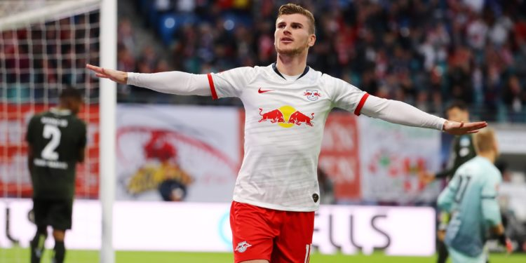 21 gola në 23 ndeshje, Werner këtë sezon është fenomenal