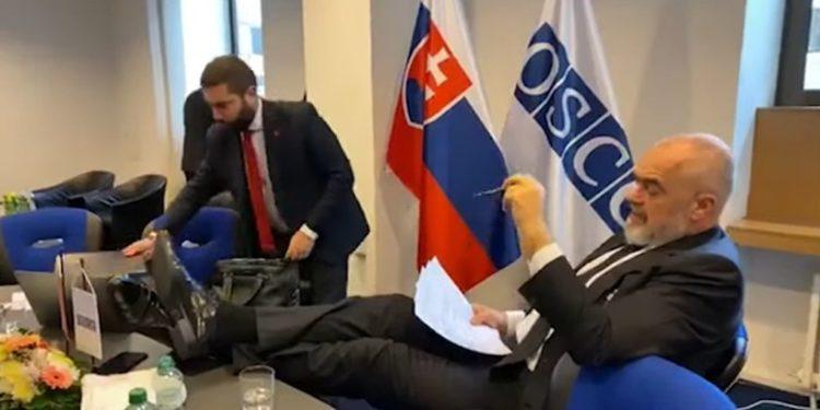 Shqiptarët po i drejtohen Ramës së OSBE: Na shpëto nga Edi si kryeministër!