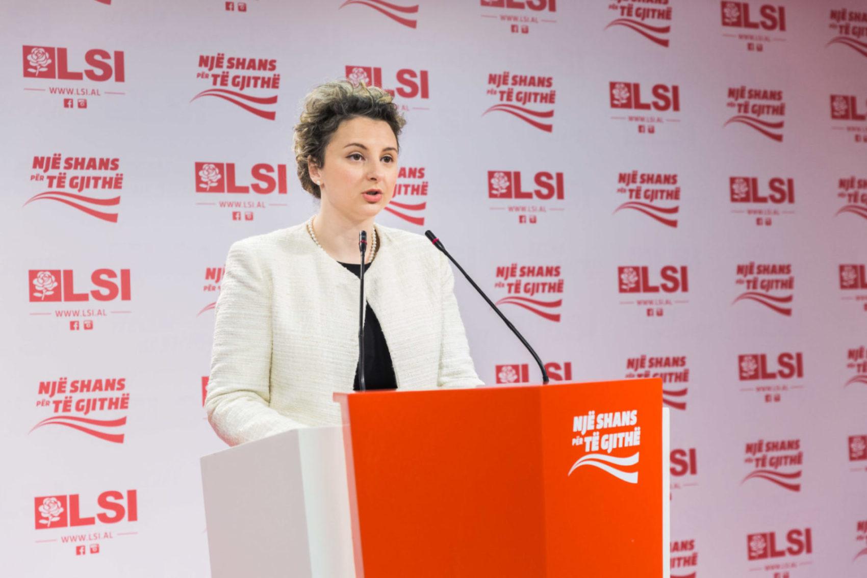 109 milionë euro për Bechetin, Erisa Xhixho: Krim shtetëror, SPAK të veprojë, koha nuk pret