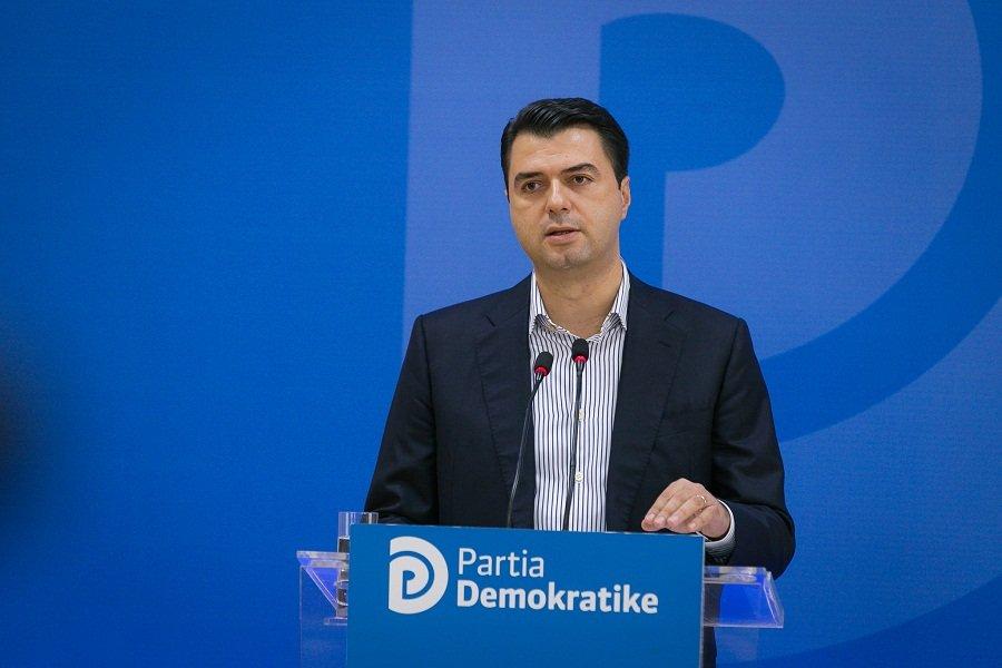 Kandidati për kryeministër pas zgjedhjeve, Basha: Koalicionet parazgjedhore janë sanksionuar në Kushtetutë dhe nuk ka njeri që i ndryshon!