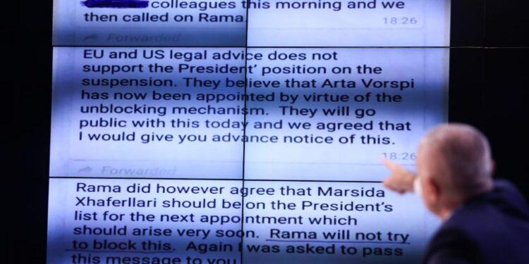 Presidenti Meta: OPDAT dhe Euralius punojnë për Edi Ramën e jo për Reformën