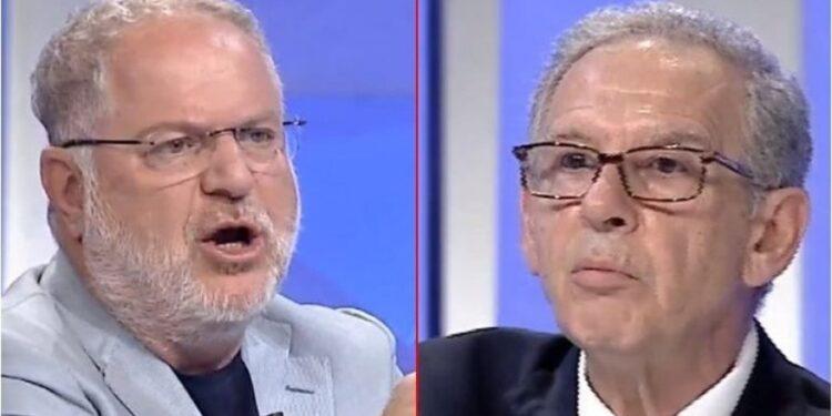 Plas sherri! Diplomati Agim Nesho i kthehet Baton Haxhiut: Përkrahe Vuçiçin dhe e quajte njeriun e paqes
