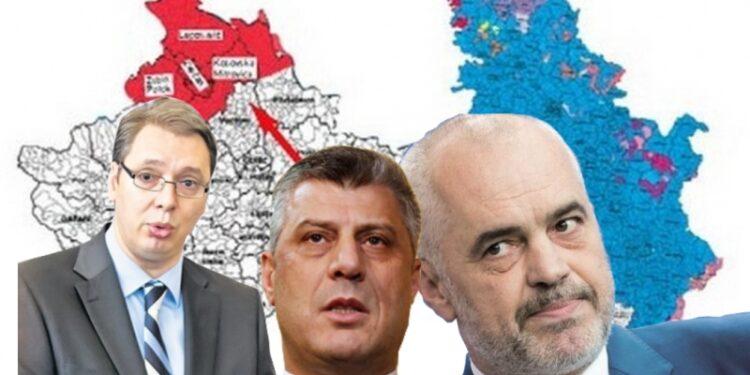 Dalin emrat që janë përfshirë në skenarin e copëtimit të Kosovës
