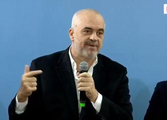 Edi Rama thotë se nuk do jetë më kryeministër pas 25 prillit