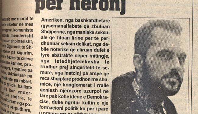 Historiku i KJ/Edi Rama: Shqipëria nuk ka nevojë për heronj