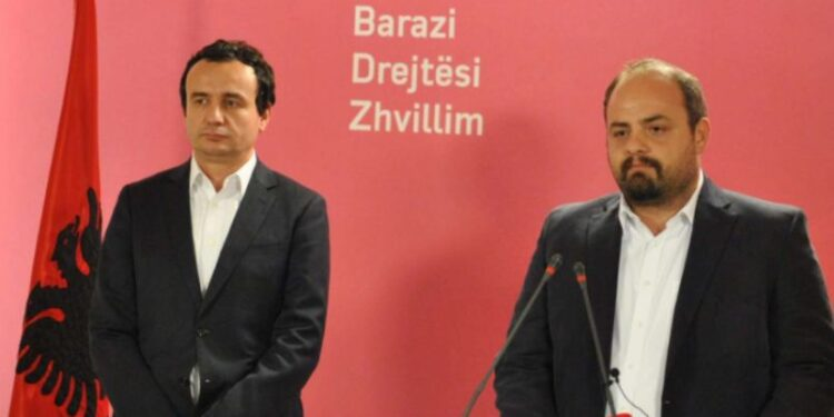 Arrestohet kreu i VV-së në Shqipëri, Boiken Abazi