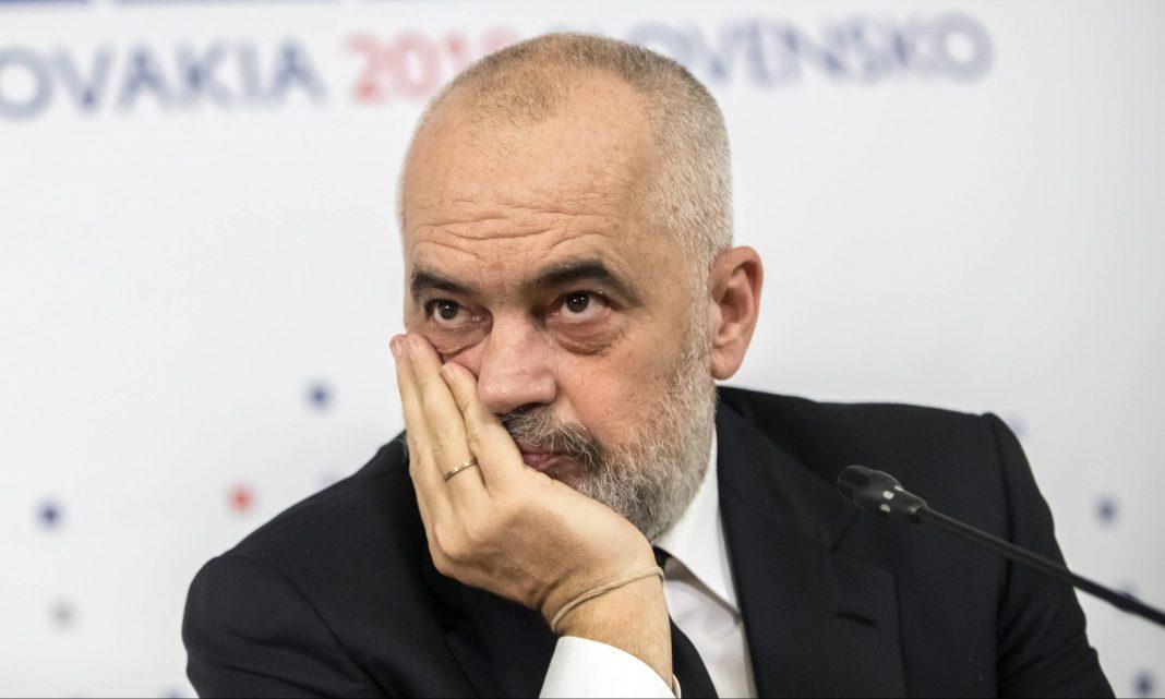 """Bashkimi Europian rrëzon qeverinë """"Rama"""". Akti minimal i Ramës, dorëheqja!"""