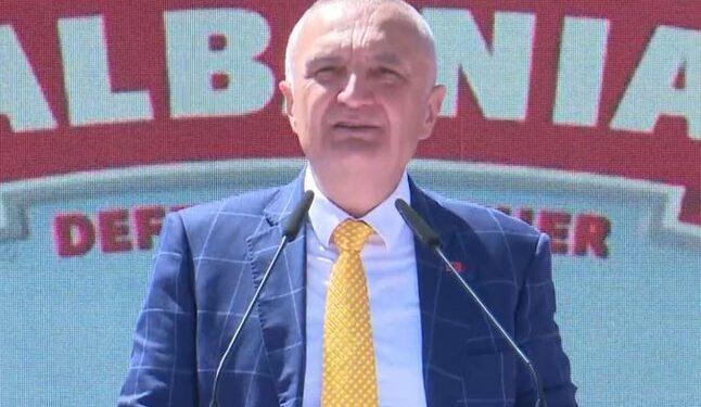 """""""Defender Europe 21"""" në shesh/ Meta: Shqipëria e vlerësuar që u zgjodh për stërvitjen ushtarake"""