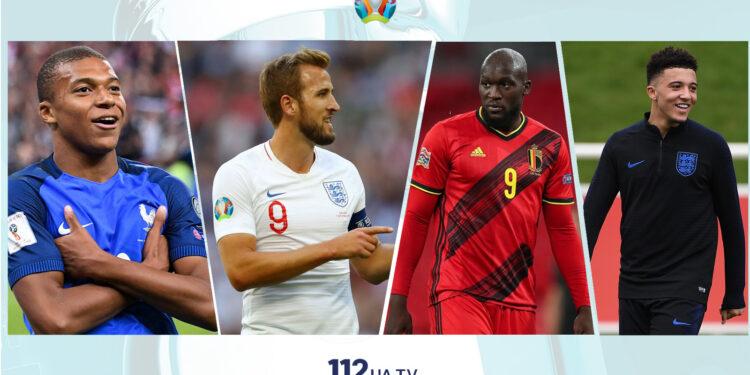 """Futbollistët më shtrenjtë në """"Euro 2020"""", kryeson Kylian Mbappe"""
