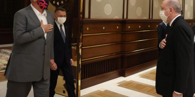 Java e kryeministrit në foto